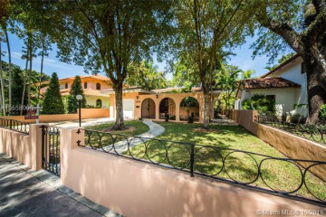 Home for Rent at 1129 Castile Ave., Coral Gables FL 33134