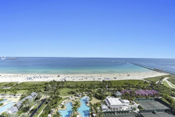 Home for Sale at 100 S Pointe Dr #1908, Miami Beach FL 33139