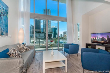 Home for Rent at 92 SW 3rd St #505, Miami FL 33130