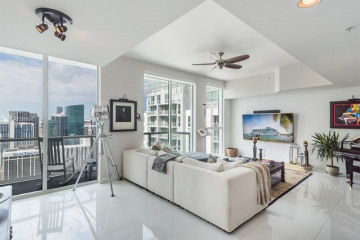 Home for Rent at 244 Biscayne Blvd #4907, Miami FL 33132