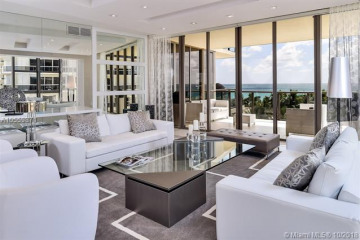 Home for Sale at 9701 Collins Av #601S, Bal Harbour FL 33154