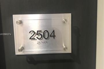 Home for Sale at 1800 S Ocean Dr #2504, Hallandale FL 33009