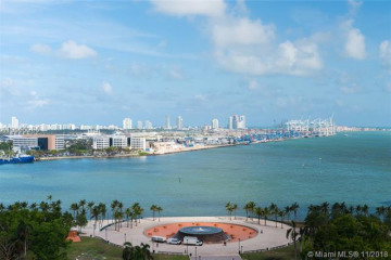Home for Sale at 50 Biscayne Blvd #1610, Miami FL 33132