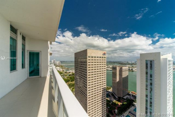 Home for Rent at 300 S Biscayne Blvd #PH-3806, Miami FL 33131