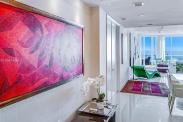 Home for Sale at 100 S Pointe Dr #2105, Miami Beach FL 33139