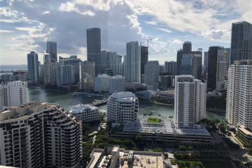 Home for Sale at 808 Brickell Key Dr #3508, Miami FL 33131
