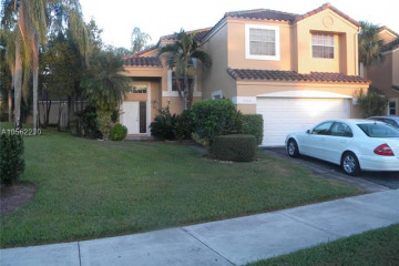 Home for Sale at 7710 NW 62nd Way, Parkland FL 33067