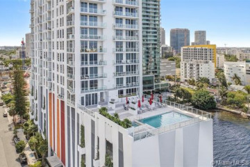 Home for Sale at 601 NE 27th St #802, Miami FL 33137