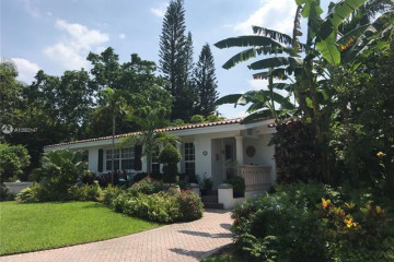 Home for Rent at 300 Manor Place, Coral Gables FL 33133