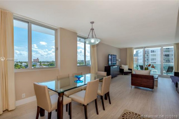 Home for Sale at 1000 West Ave #802, Miami Beach FL 33139