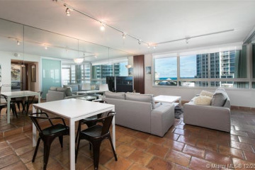 Home for Rent at 400 S Pointe Dr #706, Miami Beach FL 33139