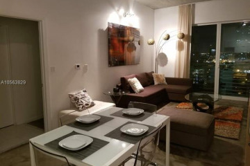 Home for Rent at 133 NE 2nd Ave #2003, Miami FL 33132