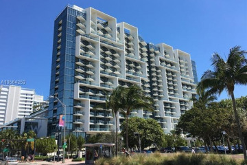 Home for Sale at 2201 Collins Ave #610, Miami Beach FL 33139