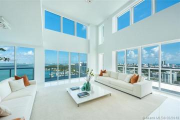 Home for Sale at 10 Venetian Wy #PH04, Miami Beach FL 33139