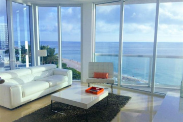 Home for Rent at 6515 Collins Ave #802, Miami Beach FL 33141