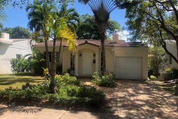 Home for Rent at 628 Zamora Av, Coral Gables FL 33134