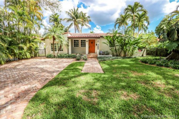 Home for Rent at 1007 Monterey St, Coral Gables FL 33134