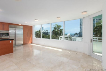 Home for Rent at 400 S Pointe Dr #606, Miami Beach FL 33139