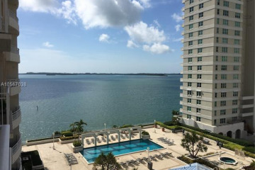 Home for Sale at 770 Claughton Island Dr #1004, Miami FL 33131