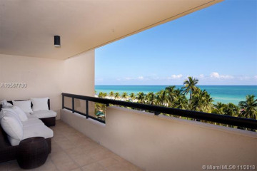 Home for Rent at 2555 Collins Ave #703, Miami Beach FL 33140