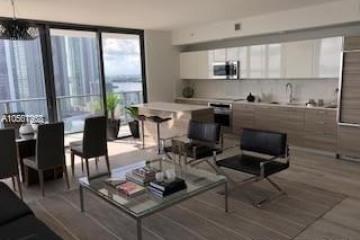 Home for Sale at 3401 NE 1st Ave Miami #1608, Miami FL 33137