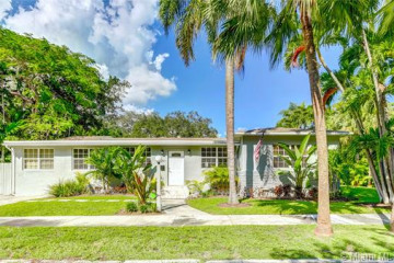 Home for Sale at 2201 Tequesta Way, Coconut Grove FL 33133