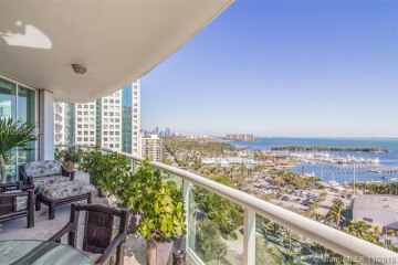 Home for Rent at 2645 S Bayshore Dr #1403, Miami FL 33133