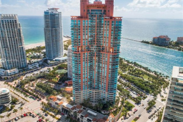 Home for Sale at 300 S Pointe Dr #805, Miami Beach FL 33139