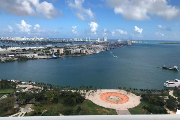 Home for Sale at 50 Biscayne Blvd #3604, Miami FL 33132