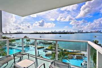 Home for Sale at 1000 West Ave #511, Miami Beach FL 33139