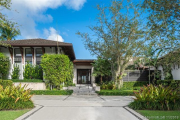 Home for Sale at 9375 Balada St, Coral Gables FL 33156