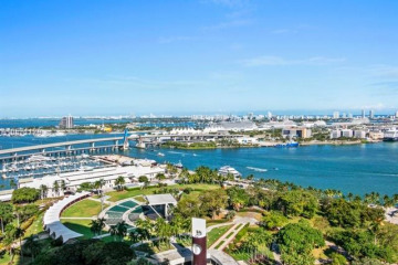 Home for Sale at 50 Biscayne Blvd #2502, Miami FL 33132