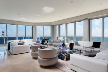 Home for Sale at 9601 Collins Ave #PH304, Bal Harbour FL 33154