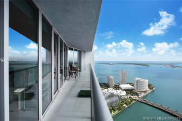 Home for Rent at 495 Brickell Ave #5005, Miami FL 33131