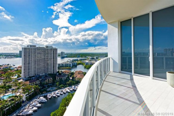 Home for Sale at 4100 Island Blvd #2301, Aventura FL 33160