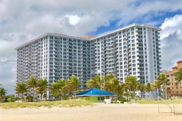 Home for Sale at 405 N Ocean Blvd #508, Pompano Beach FL 33062
