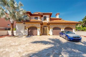 Home for Rent at 674 Ocean Blvd, Golden Beach FL 33160