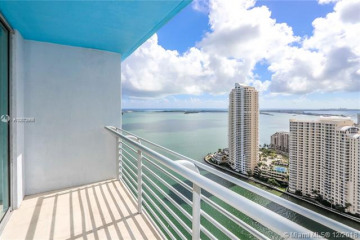 Home for Sale at 335 S Biscayne Blvd #3801, Miami FL 33131