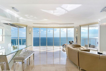 Home for Sale at 17201 Collins Ave #1801, Sunny Isles Beach FL 33160