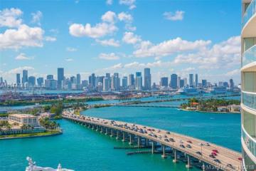 Home for Sale at 450 Alton Rd #1807, Miami Beach FL 33139
