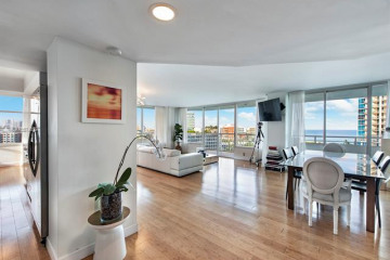 Home for Sale at 400 S Pointe Dr #1010, Miami Beach FL 33139
