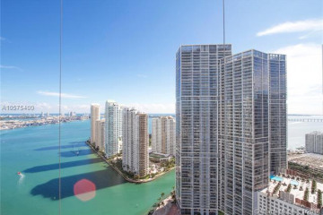 Home for Rent at 200 Biscayne Boulevard Way #3804, Miami FL 33131
