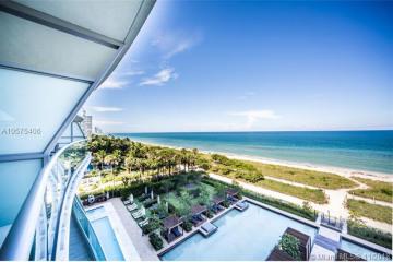 Home for Sale at 9349 Collins Ave #604, Surfside FL 33154