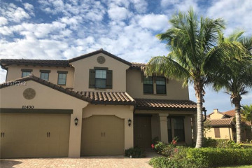 Home for Rent at 11430 NW 83rd Way, Parkland FL 33076