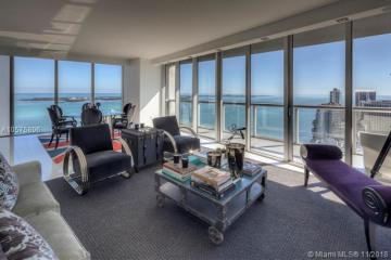 Home for Sale at 495 Brickell Ave #4601/2, Miami FL 33131