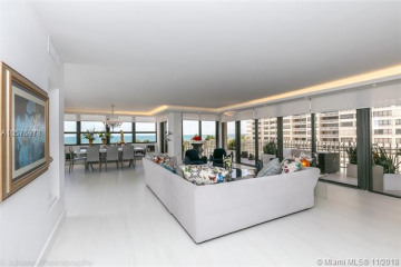 Home for Rent at 3 Grove Isle Dr #C502, Miami FL 33133