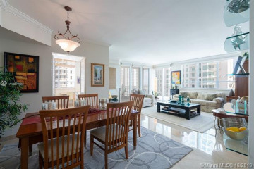 Home for Sale at 801 Brickell Key Blvd #2712, Miami FL 33131