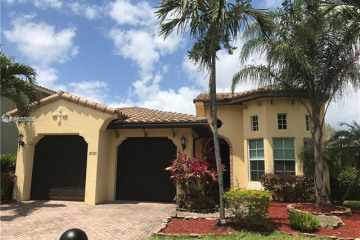Home for Rent at 8185 NW 105th Ln, Parkland FL 33076