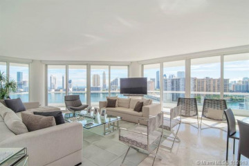 Home for Rent at 2600 Island Blvd #1501, Aventura FL 33160