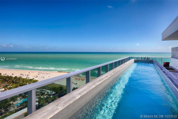 Home for Sale at 2901 Collins Av #PH1602, Miami Beach FL 33140